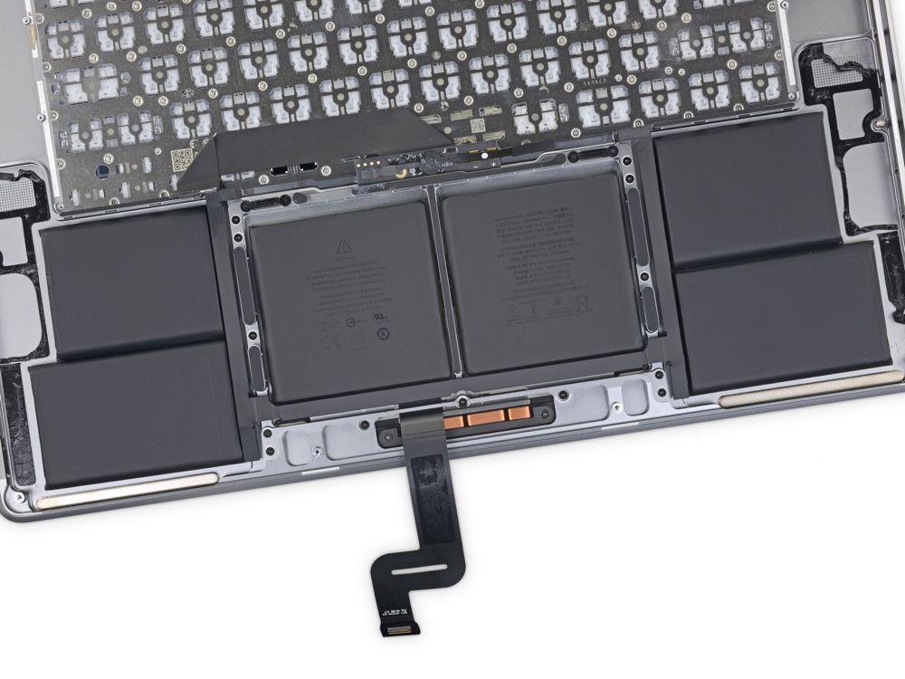 le-demontage-du-macbook-pro-de-16